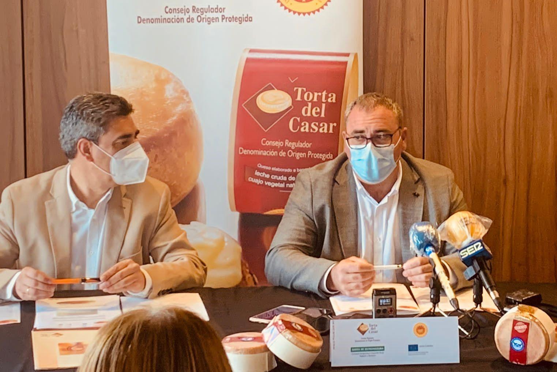 La D.O.P. Torta del Casar factura casi 7 millones de euros en 2020.