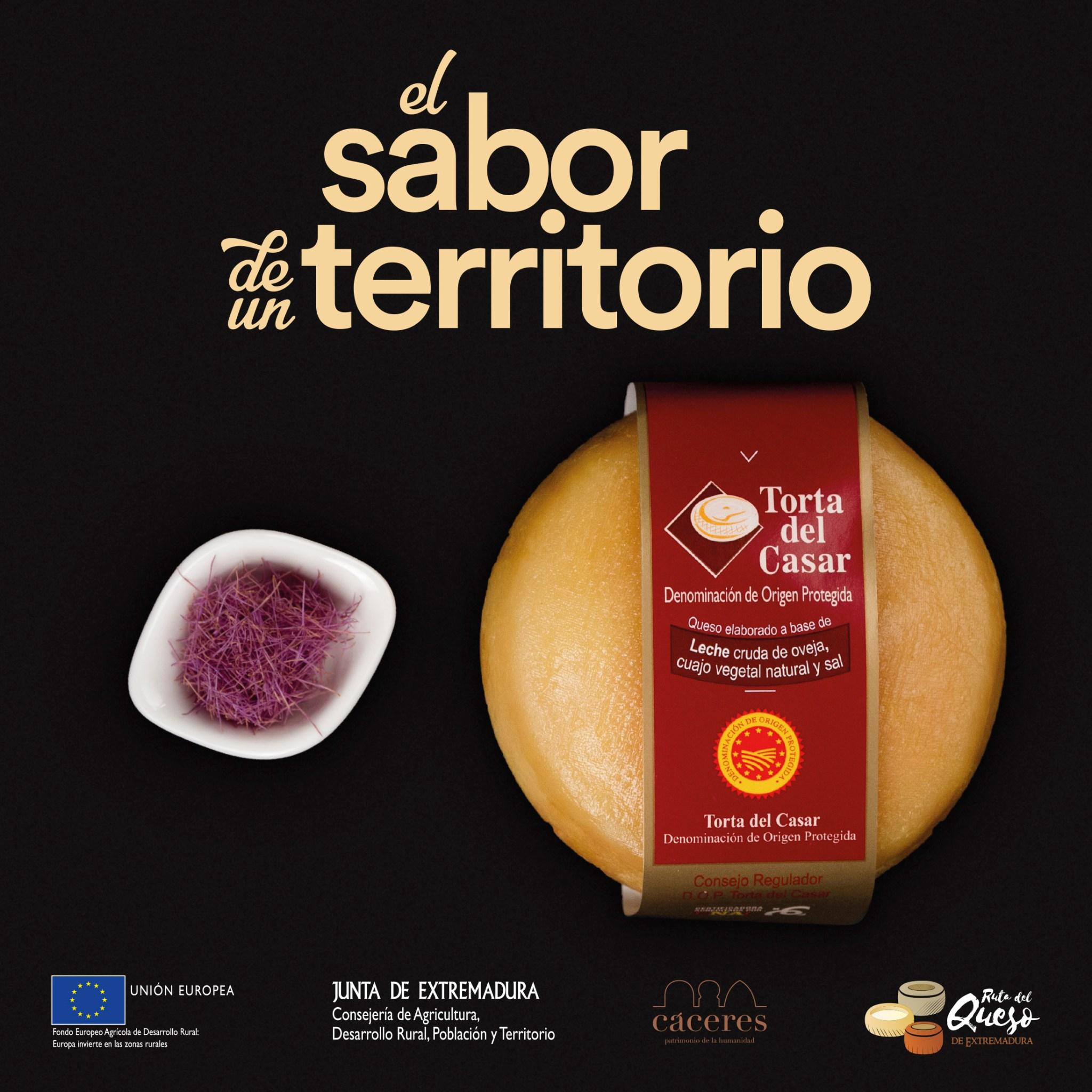 La DOP Torta del Casar reanuda la promoción del turismo gastronómico en los mejores hoteles de Extremadura